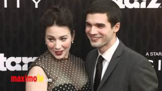 стивен стрэйт, Magic City Los Angeles Premiere Red Carpet Footage