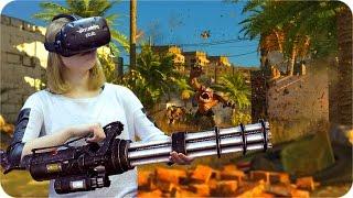 Serious Sam VR для HTC Vive | Virtuality Club