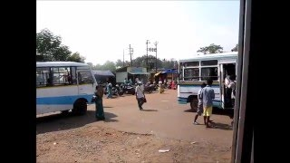 2014-11-24 Bus from Mapusa to Chapora