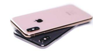 Сравнение камер iPhone X и iPhone XS - что изменилось?