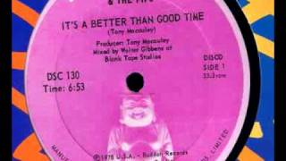 Gladys Knight - It's A Better Than Good Time video