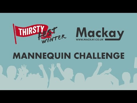 mannequin-man performming as a Living Mannequin:  for Mackays on 09/12/2016