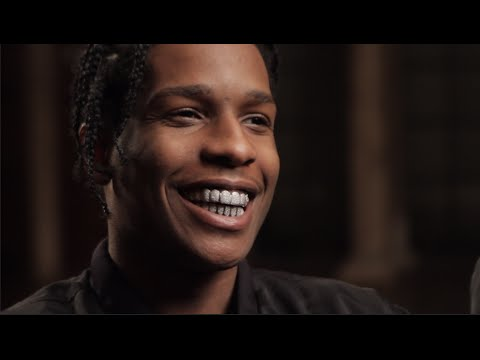 A$AP Rocky Talks Drugs, Music and 'Hippie Love' (Billboard Cover Shoot)