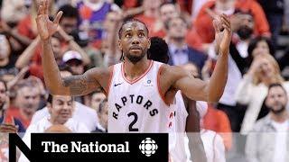 Will Kawhi Leonard stay with the Raptors?
