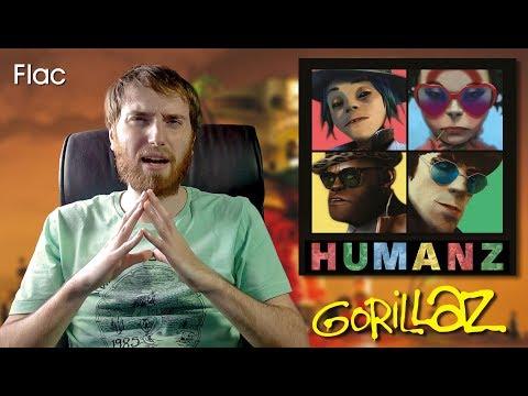 Gorillaz - HUMANZ | Review en español | BUE 2017