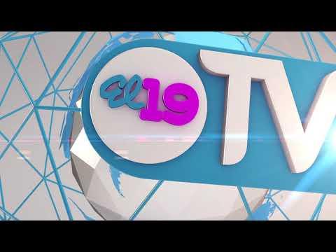 NOTICIERO 19 TV JUEVES 30 DE AGOSTO