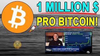 Wie lange dauert es, bis Bitcoin 1 Million erreichen kann