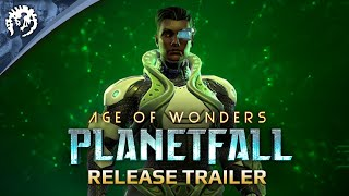 Видео Age of Wonders: Planetfall - Premium Edition