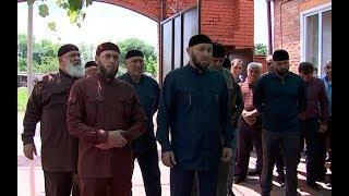 Делегация из Чечни приехала просить прощения за содеянное их земляком