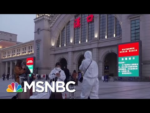 Global Virus Cases Pass 1.6M Amid Fears Of Second Wave Of Outbreaks | Morning Joe | MSNBC