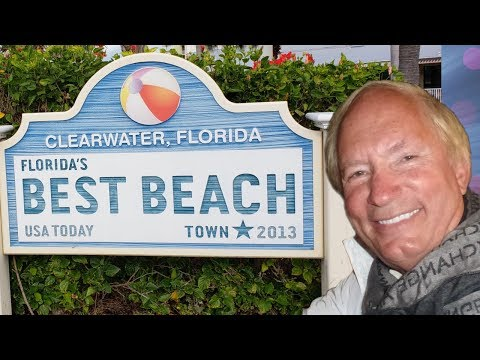 Vacationing in Clearwater, Florida presented by Digital nomad Johnny Ray