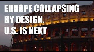 EU Crisis Of Deflation Coming To The U.S! Debt PONZI Scheme Meltdown!