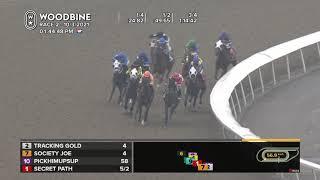 Woodbine, Tbred, October 3, 2021 Race 2