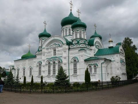 Храмы и монастыри боголюбова