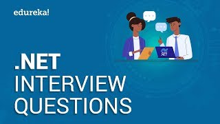 .NET Interview Questions and Answers | ASP.NET Interview Questions and Answers | Edureka