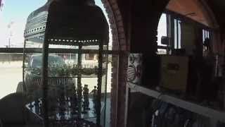 preview picture of video 'Vazquez Store, Sonoyta, Mexico, to Lukeville Port of Entry, USA, 12 September 2014, GP030085'