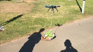 Can A Drone Lift? | SYMA X8C