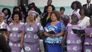 "March 4, 2017   First Ghana SDA Church Singing Band   ""Wen Bo Mpae"""