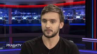 Robin Sobek - Host dne Taras Povoroznyk alias Tary (Praha Tv)
