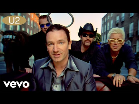U2 - Sweetest Thing video