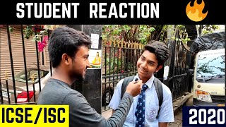 ISC Class 12 Board Exam || Student Reaction || Exam Review || Akash Talks