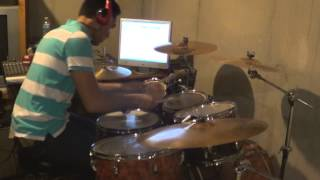 Beam Me Up (Kill Mode) - CAZZETTE Drum Cover!
