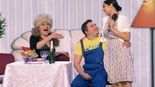 КВН 25-ая - Телемастер и Маргарита