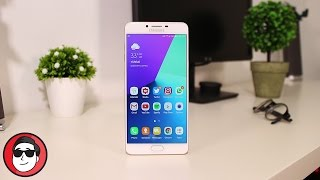 Review Samsung Galaxy C9 Pro - RAM 6GB? Multitasking beres!