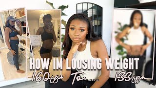 How I LOST 25lbs...HONEST body & weight loss update post pregnancy