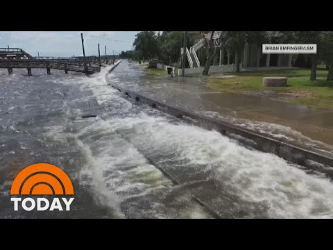 Hurricane Sally Strengthens To Category 2, Approaches Gulf Coast | TODAY