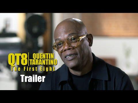 «Квентин Тарантино: Первые восемь»(2019) — трейлер