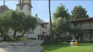 Vandal Causes $100K Of Damage To NoHo Church Break-In, Police Say