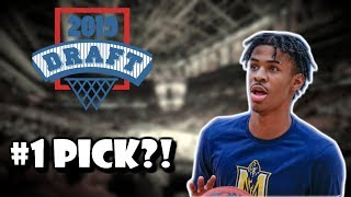 Ja Morant NBA Draft Breakdown | Why He Might Be The #1 Pick