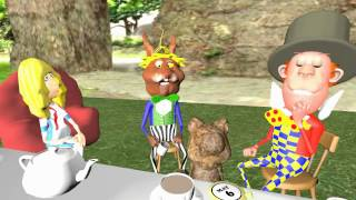 Alice In Wonderland - 7. A Mad Tea Party