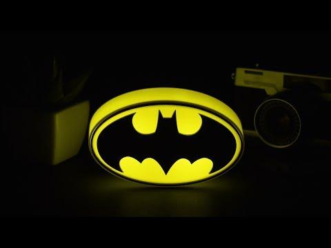 Mini lampka DC Comics - Batman