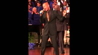 Chris Willis with First Church SDA Choir Huntsville, Alabama 3/3/15