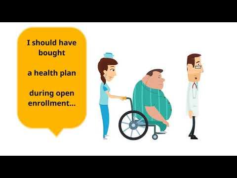 Open Enrollment to buy Health Insurance for 2019