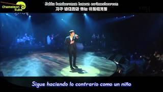 [Subs Español] Seo In Guk - No matter what (Live 131214)