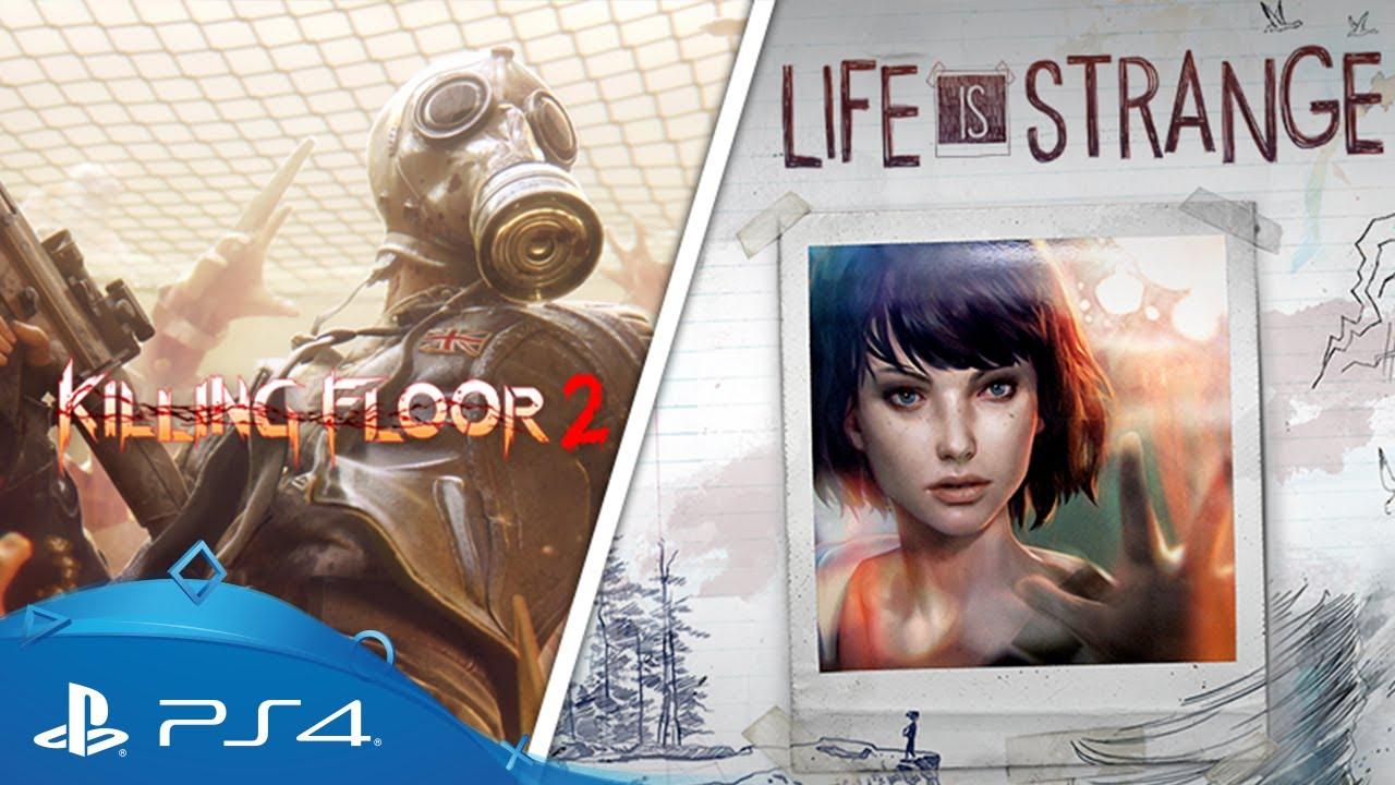 Killing Floor 2 e Life is Strange sono i tuoi giochi PlayStation Plus di giugno
