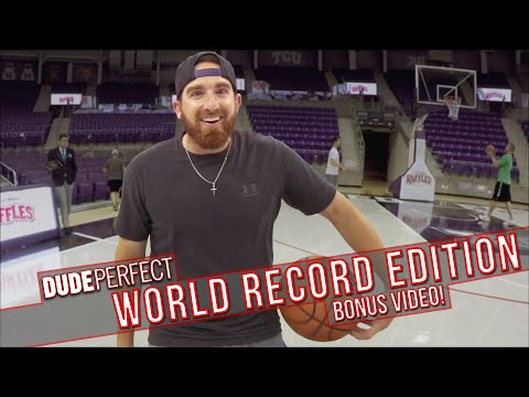 Dude Perfect: World Record Edition BONUS Video