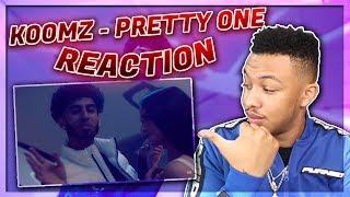Koomz   Pretty One [Music Video]   GRM Daily Reaction Video