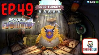 ANGRY BIRDS EVOLUTION - COLD TURKEY (5 STARS YELLOW) X9 - HATCHING PREMIUM EGGS - THANKSGIVING EVENT