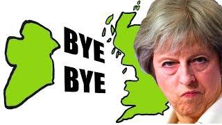 BREXIT: Say Goodbye Northern Ireland
