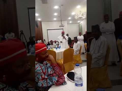 Kalli Yadda Kwankwaso Yayi Zazzagar Siyasa A Birnin Lagos A Daren Nan