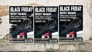 Walmart Workers Promise Strike on Black Friday thumbnail