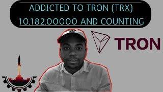 Tron (TRX) - Tron is A Undervalued Gem