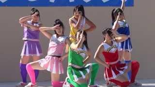 小山高校 ダンス部 「行くぜっ!怪盗少女」