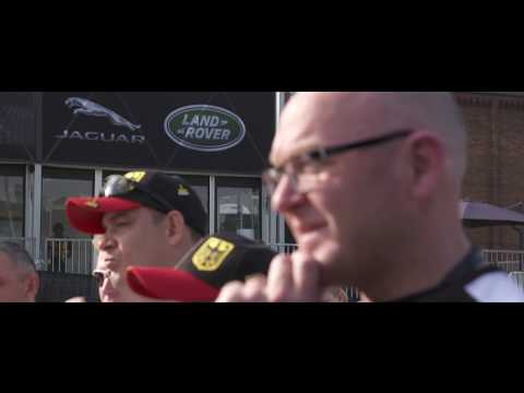 Land Rover | 2017 Invictus Games Driving Challenge