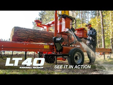 MP160   Wood-Mizer Europe - смотреть онлайн на Hah Life