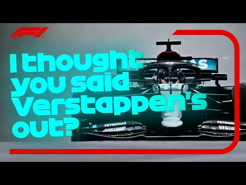 Verstappen's Dramatic Sunday, Hamilton Wins And The Best Team Radio   2020 Hungarian Grand Prix